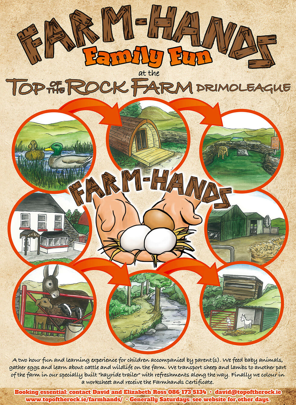 Farm Hands Brochure